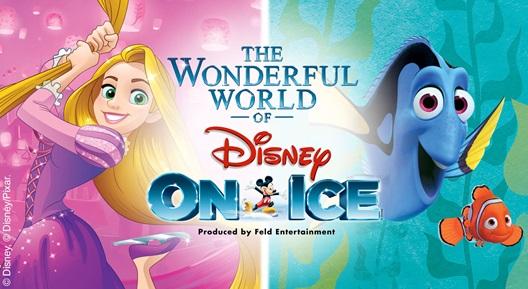 Image for THE WONDERFUL WORLD OF DISNEY ON ICE!