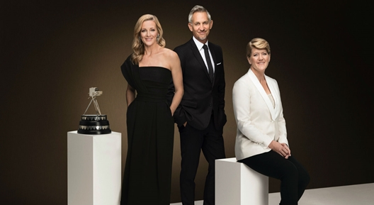 Image for BBC SPORTS PERSONALITY OF THE YEAR 2018