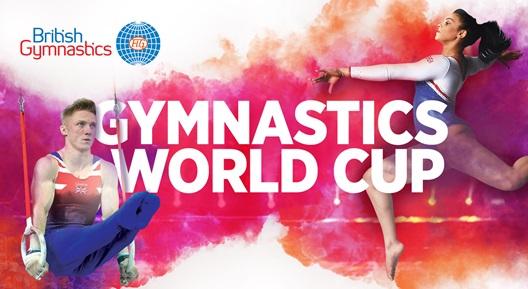 Image for GYMNASTICS WORLD CUP