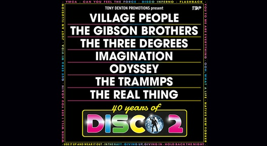Image for 40 YEARS OF DISCO 2