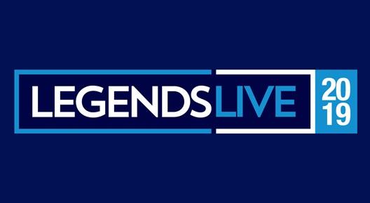 Image for LEGENDS LIVE