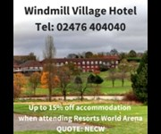 Windmill Village Hotel