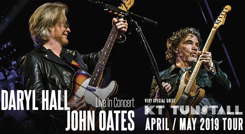 Daryl Hall & John Oates image