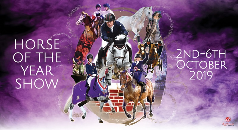 Image for HORSE OF THE YEAR SHOW 2019