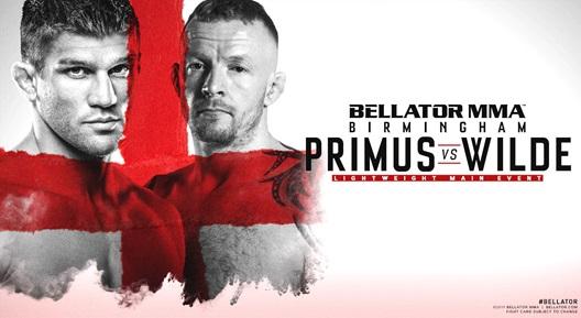 Image for Bellator MMA Birmingham