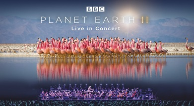 Image for PLANET EARTH II - LIVE IN CONCERT