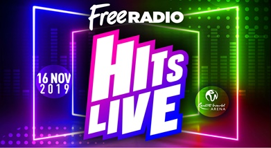 Image for FREE RADIO HITS LIVE
